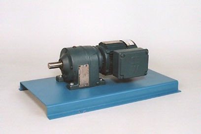 In-Line Helical Gear Reducer Dissectible