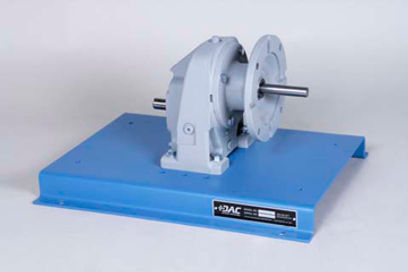 Offset In-Line Helical Gear Reducer Diss