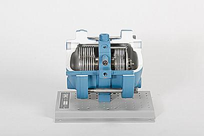 Differential Pressure Bellows Unit Cutaw
