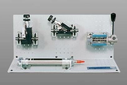 Hydraulic Component Cutaway Set | Real-W