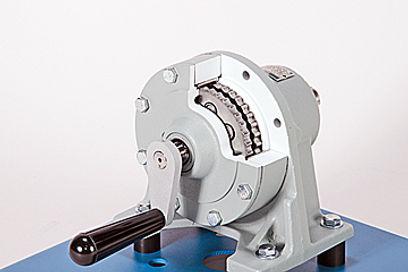 Cycloidal Gear Reducer Cutaway | Real-Wo