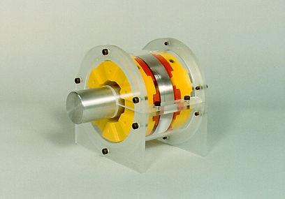 Kingsbury Thrust Bearing Model | In-Dept