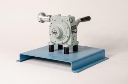 Variable Speed Gear Reducer Cutaway | Ge