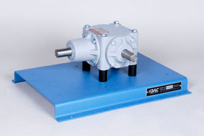 Right Angle Straight Bevel Gear Reducer