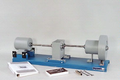 3-Component Coupling Shaft Alignment Tra