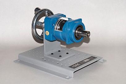 In-Line Planetary Gear Reducer Cutaway |