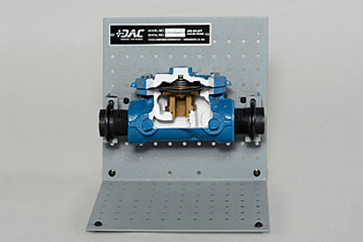 Hydraulically Operated, Diaphragm Valve