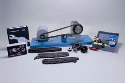 Chain Drive Training System | Assembly,