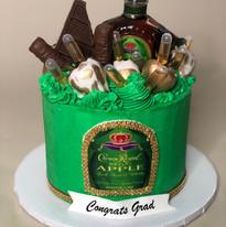 Crown Me Cake
