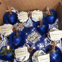 Blue Henny Box