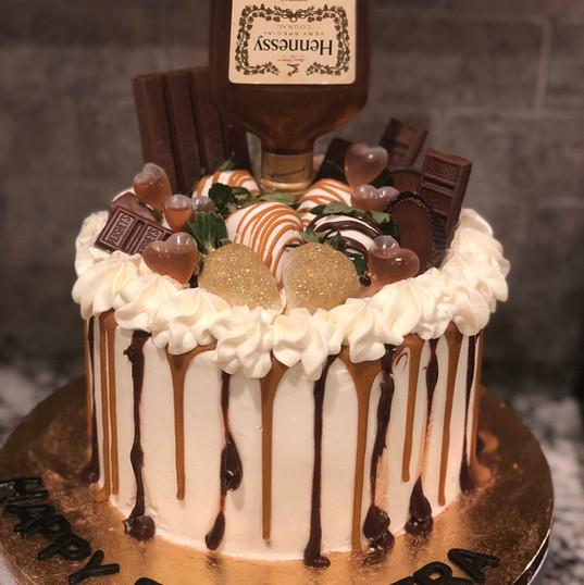 Henny Cake