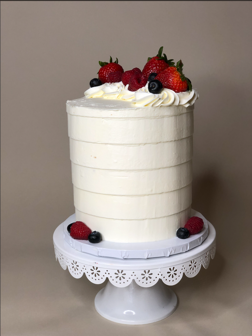 Berry Sweet Cake