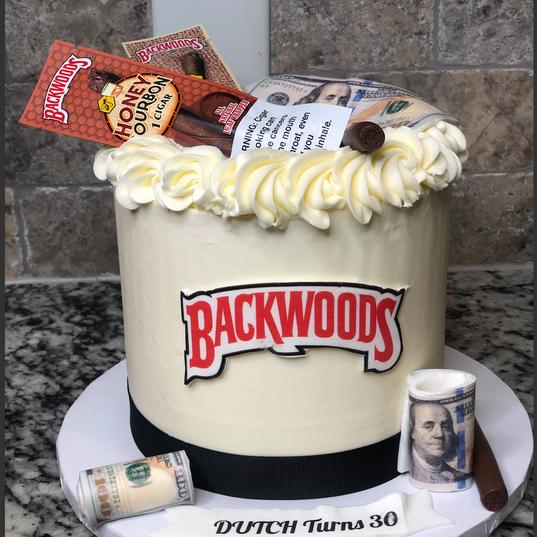Backwoods Cake
