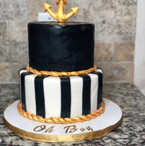 Oh Boy Cake