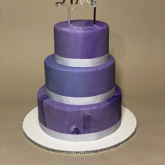 Marble Me Cake