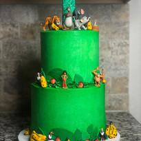 Bare Necessities Cake