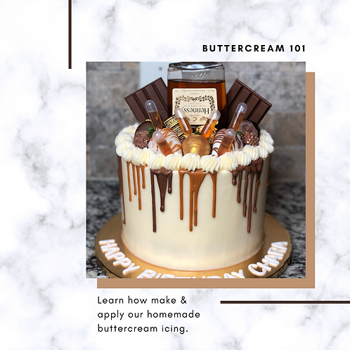 Buttercream 101
