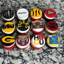 Grambling Cupcakes
