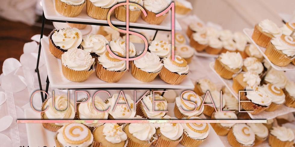 $1 Cupcake SALE!!