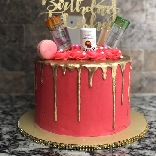 Barely Legal Cake
