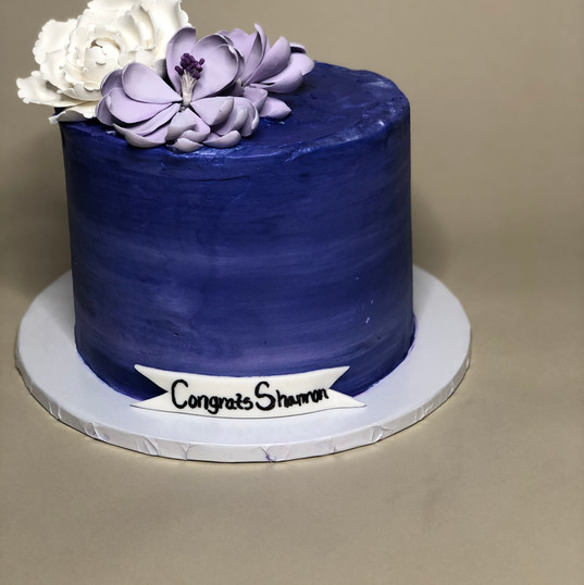 Simply Purple Cake