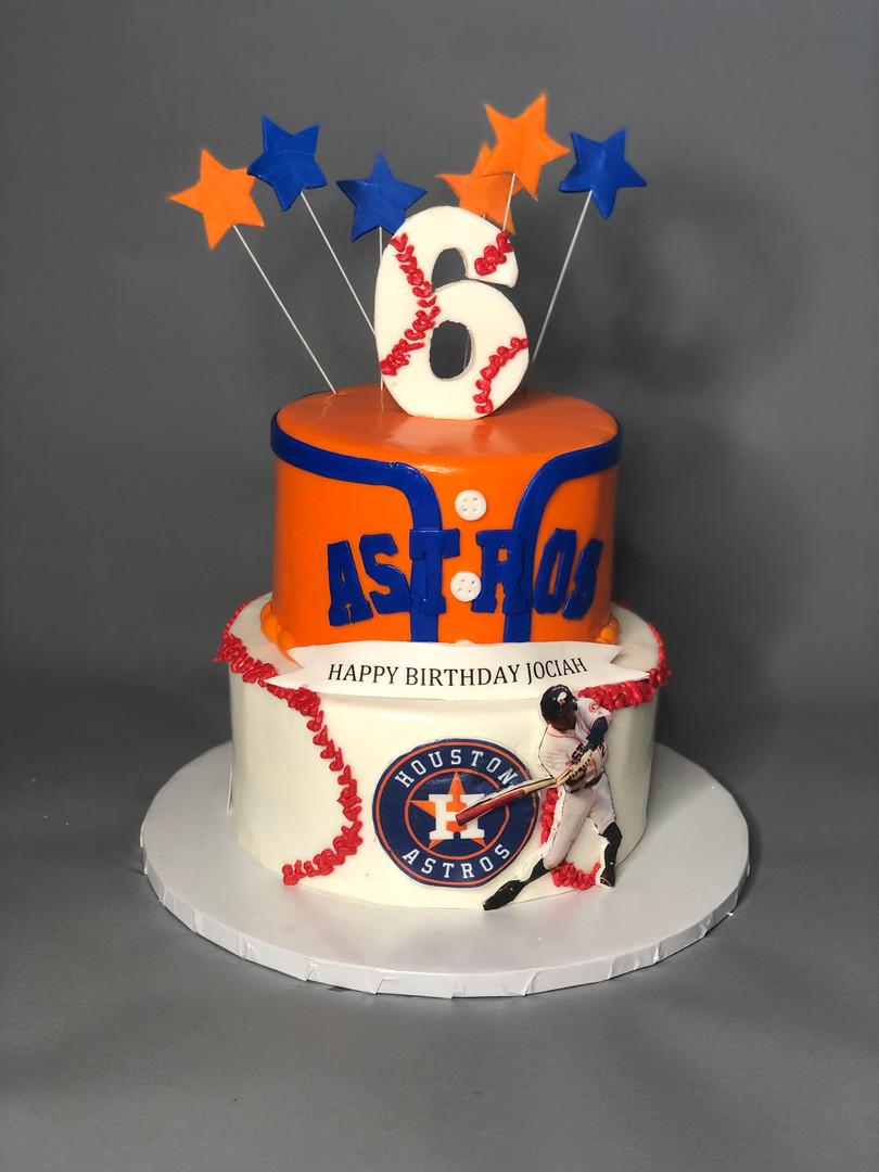 Go Stros Cake