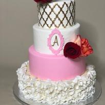 The Ashley Cake