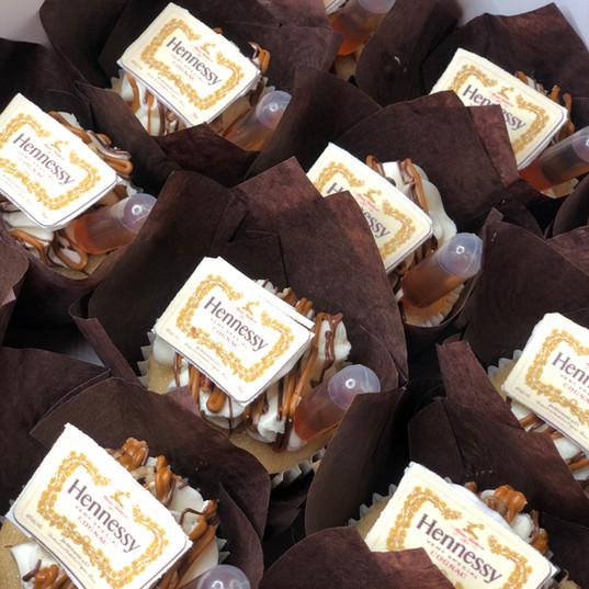 Henny Cupcakes
