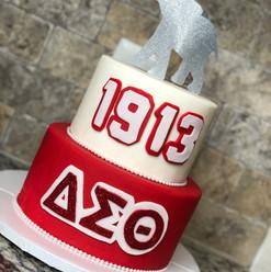 Delta Cake