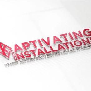 Kaptivating Installations
