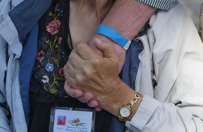 Lourdes, un sanctuaire dédié particulièrement aux malades accompagnés par les hospitaliers