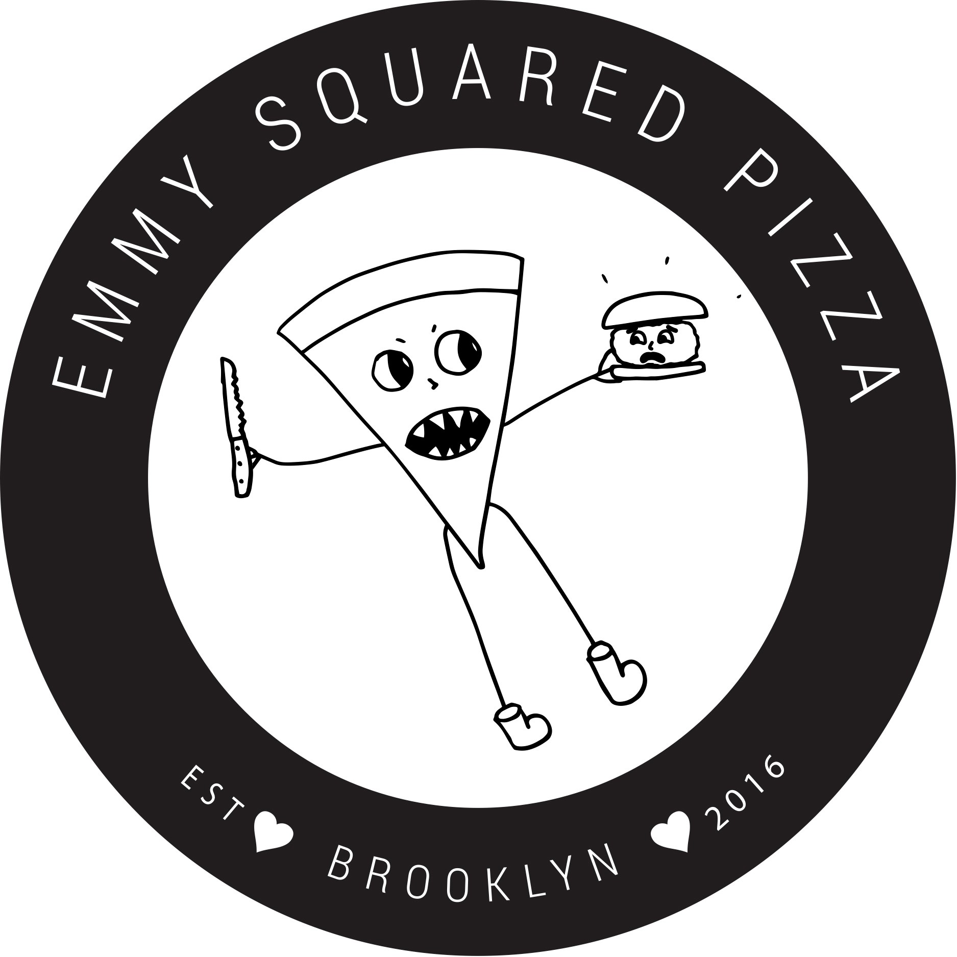 Emmy Squared Pizza