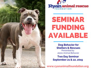 RARF Opens funding opps for Behavior Seminar