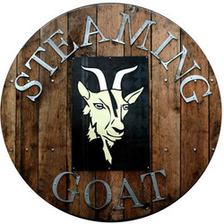 Steaming Goat