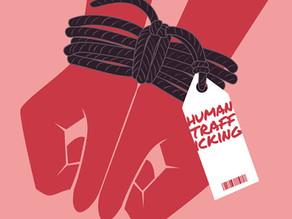The 21st century slavery - human trafficking!