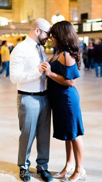 Josh & Shanea | Engaged!