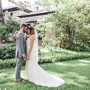 Kirsten + David