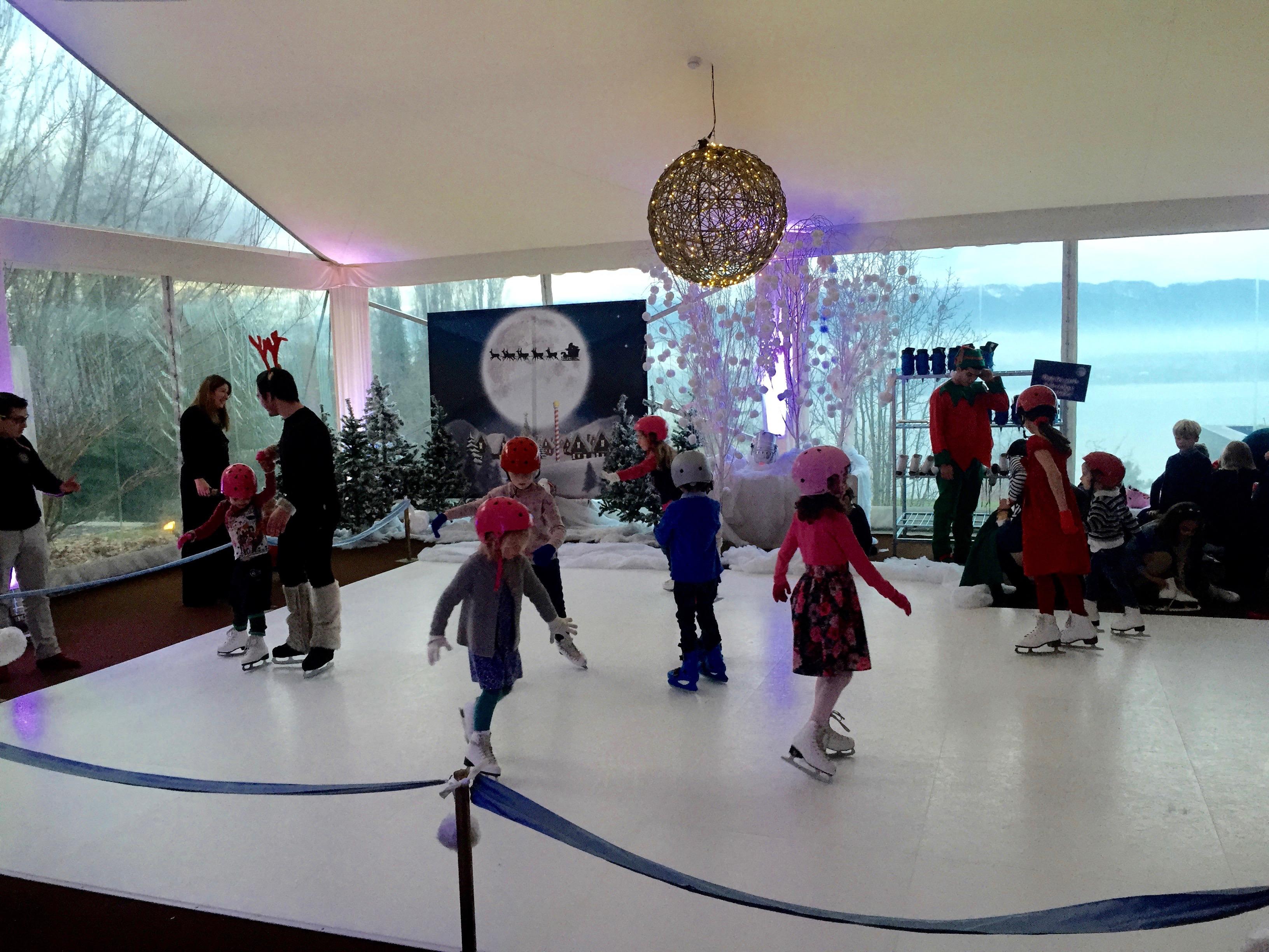 La magie de Noël à Genève