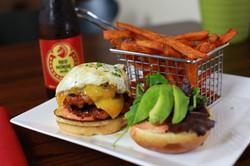 Longganisa Burger