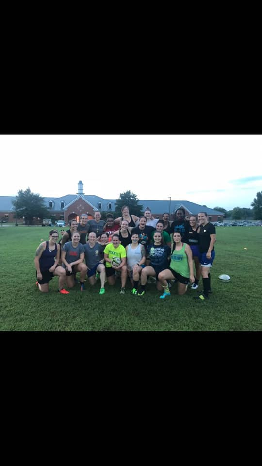 Rugby practice week 2
