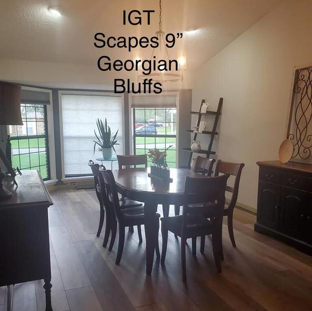 GEORGIAN BLUFFS OAK