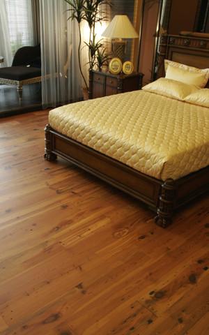 Old Charleston Reclaimed Heart Pine