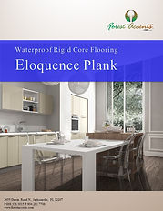 Forest Accents Eloquence Plank Single Br