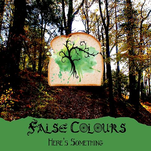 Here's Something EP Digital Download