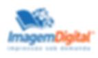 Logotipo imagem digital impressão sob demanda