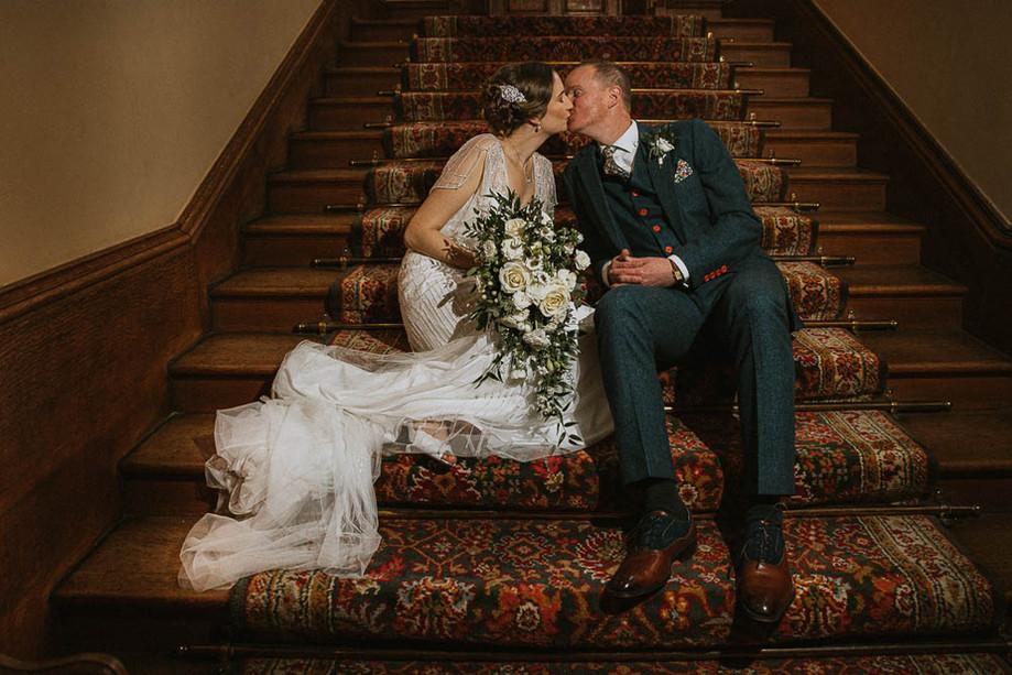Shuttleworth house wedding - Rachel & Christian