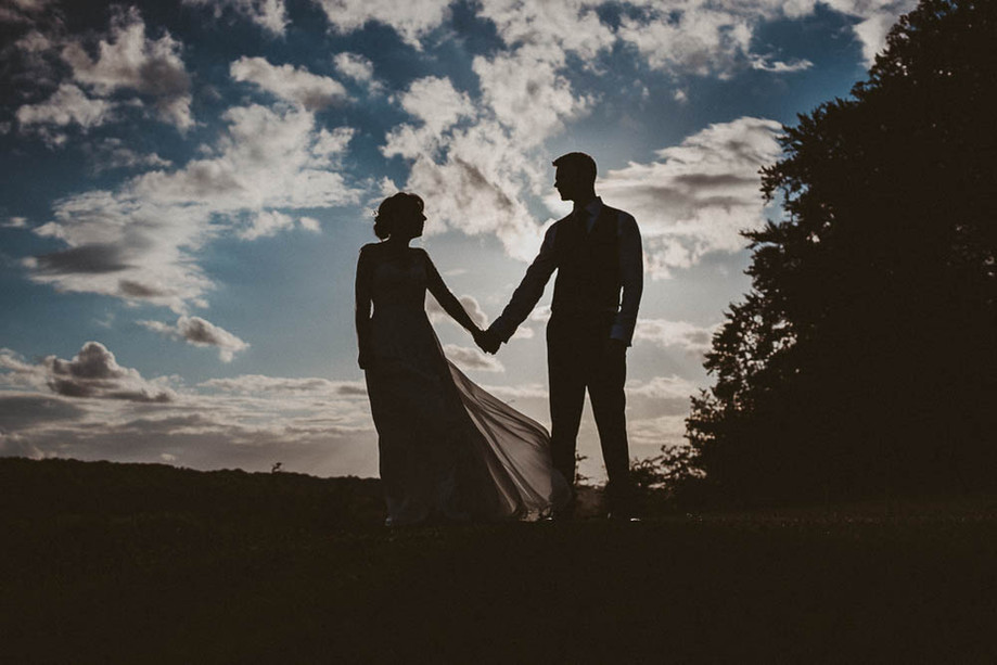 De Vere Latimer Estate wedding - Sally & Matt