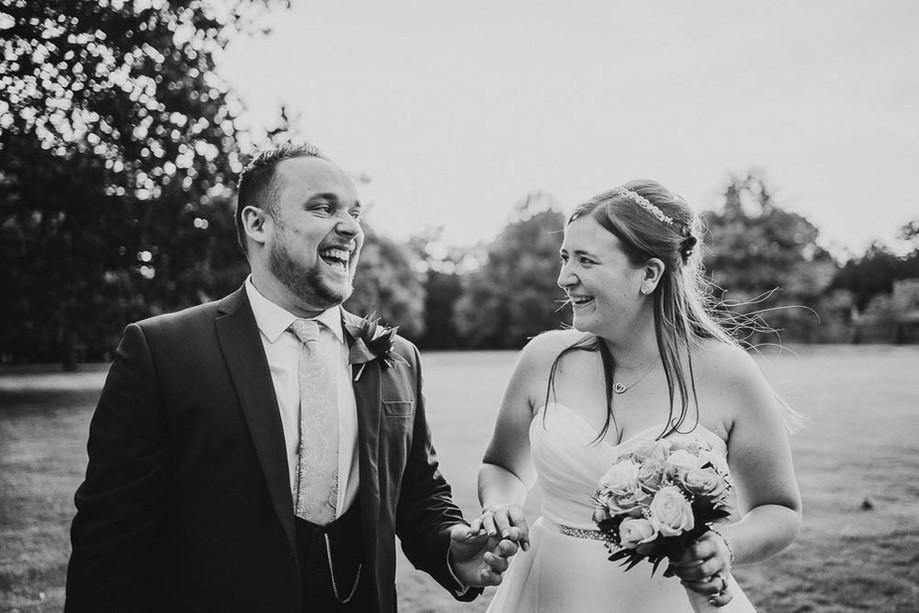 Putteridge Bury wedding - Tamara & Andrew