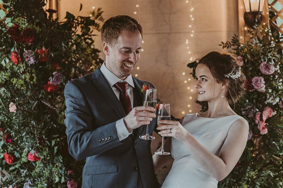 Hinxworth wedding - Francine & Michael