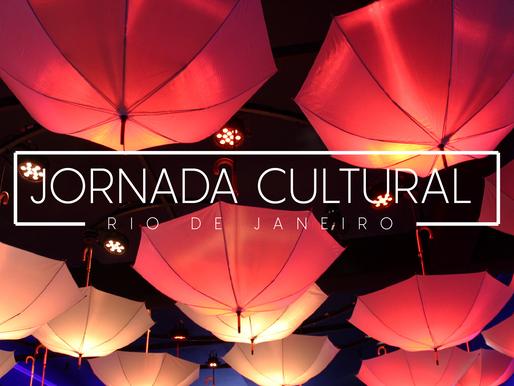 2ª Jornada Cultural – Representantes de escolas de Curitiba vão ao Rio de Janeiro